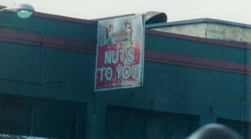 Nuts to You, Downtown LA Sign