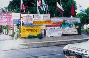 Repent, Los Angeles 1999
